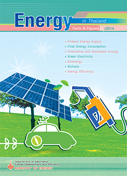 Energy in thailand facts figures q1 2014 for Facts about energy conservation